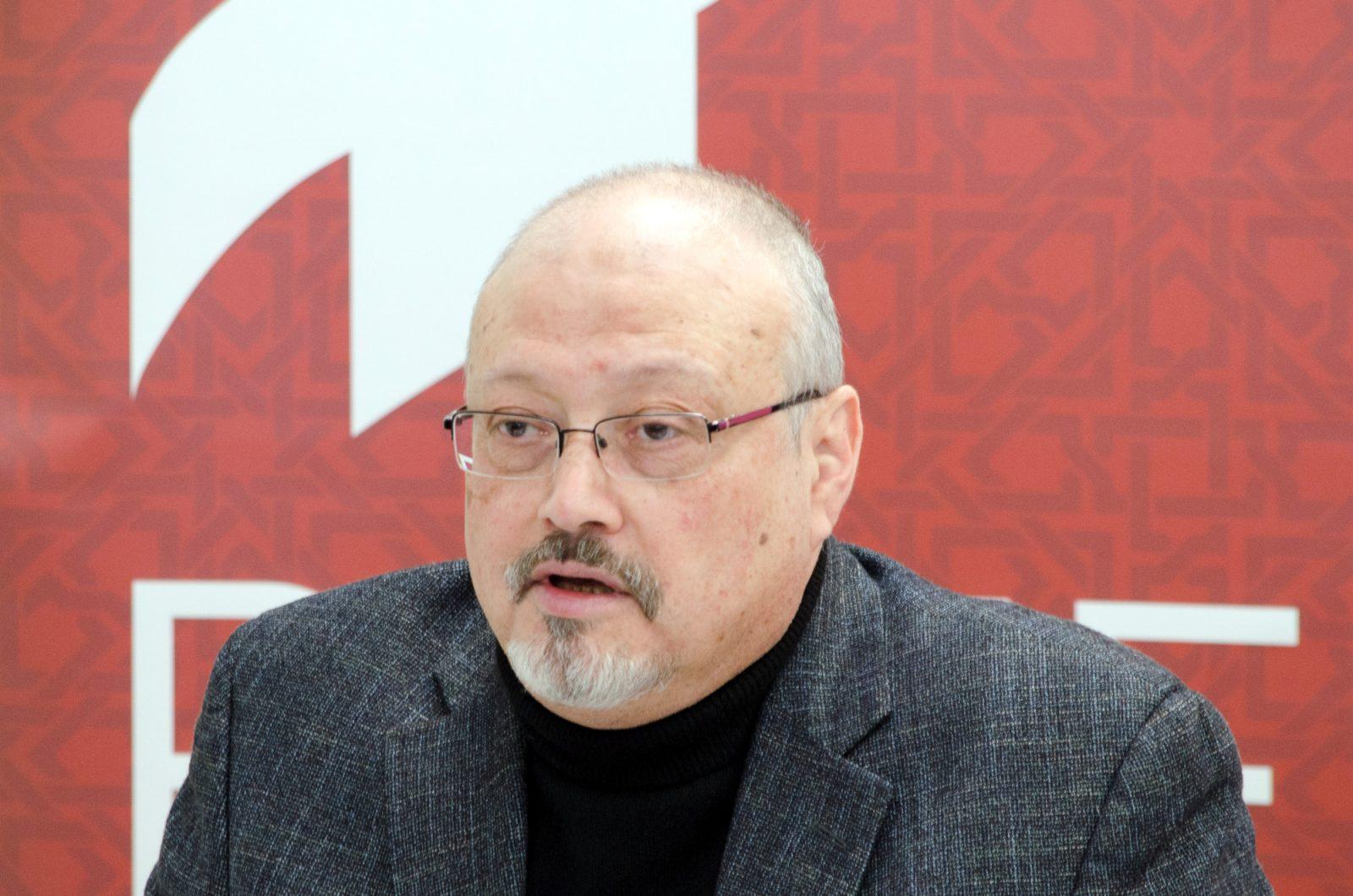 Jamal Khashoggi Джамаль Хашокджи