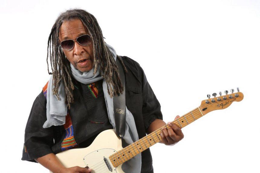 Грегг Кофи Брауна музыкант гитарист