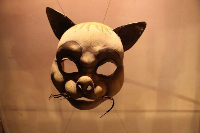 маски, выставка, центр Шемякина