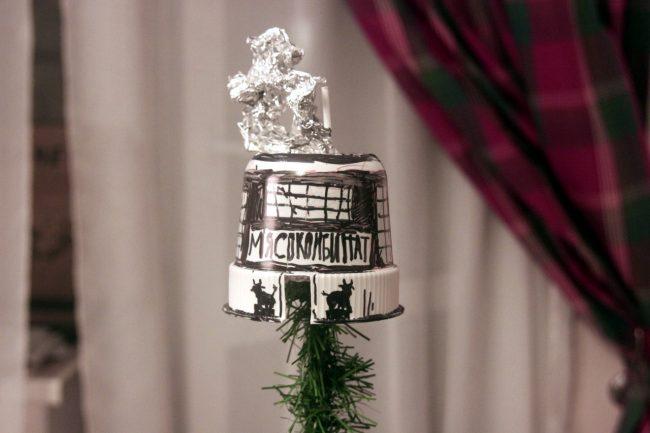 новогодние украшения своими руками рукоделие мясокомбинат