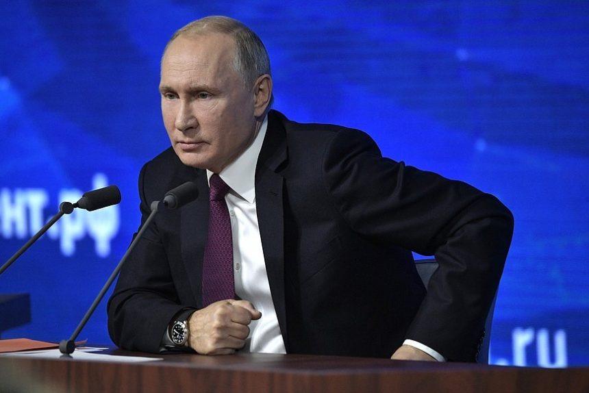 Путин высказался против санкций в отношении Грузии