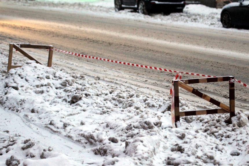 Жилищно-коммунальные службы Петербурга перешли на зимний режим работы