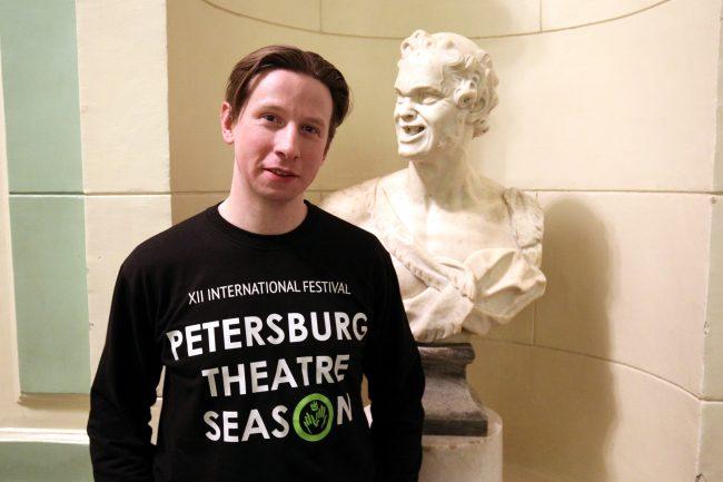 Дмитрий Лысенков: «Моя гражданская позиция - в моих ролях»