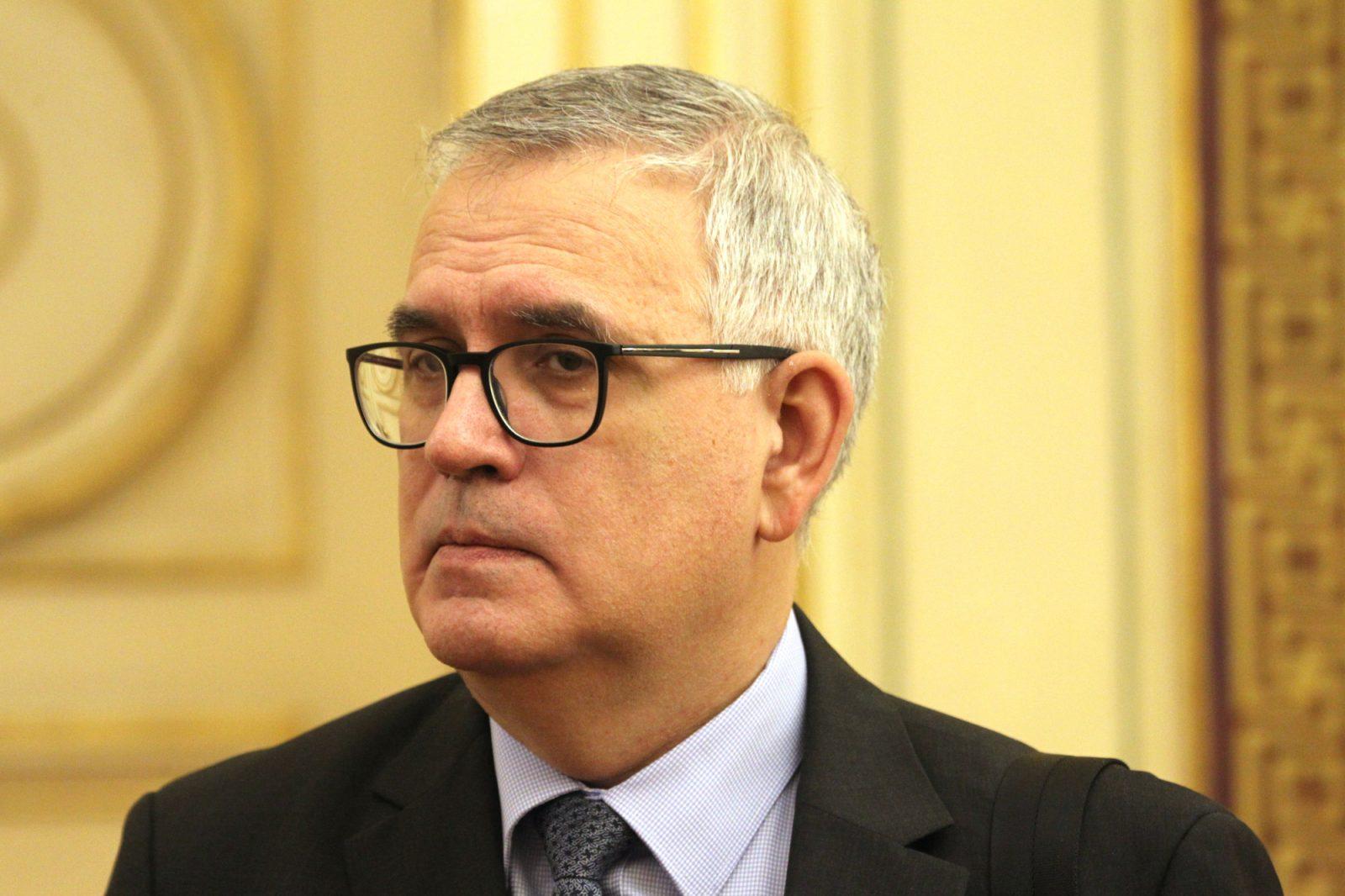 Владимир Княгинин вице-губернатор Законодательное Собрание ЗакС