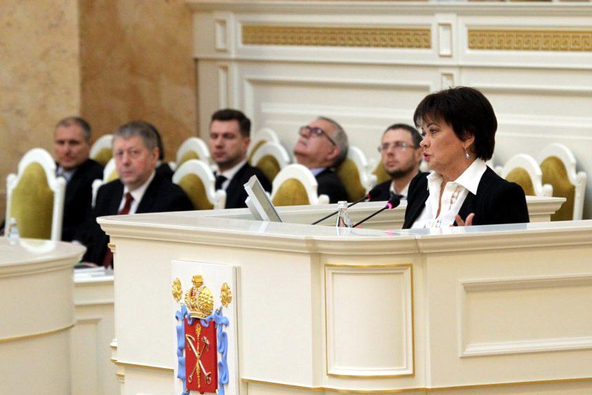 В Петербурге появилось шесть новых вице-губернаторов
