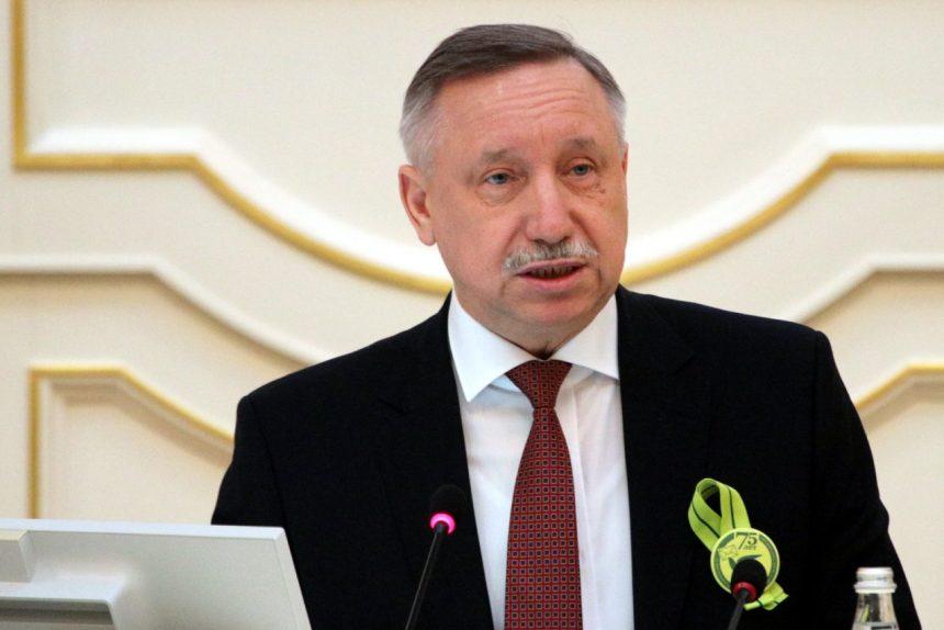 Беглов рассказал, как Петербург сможет вернуться к нормальной экономической политике