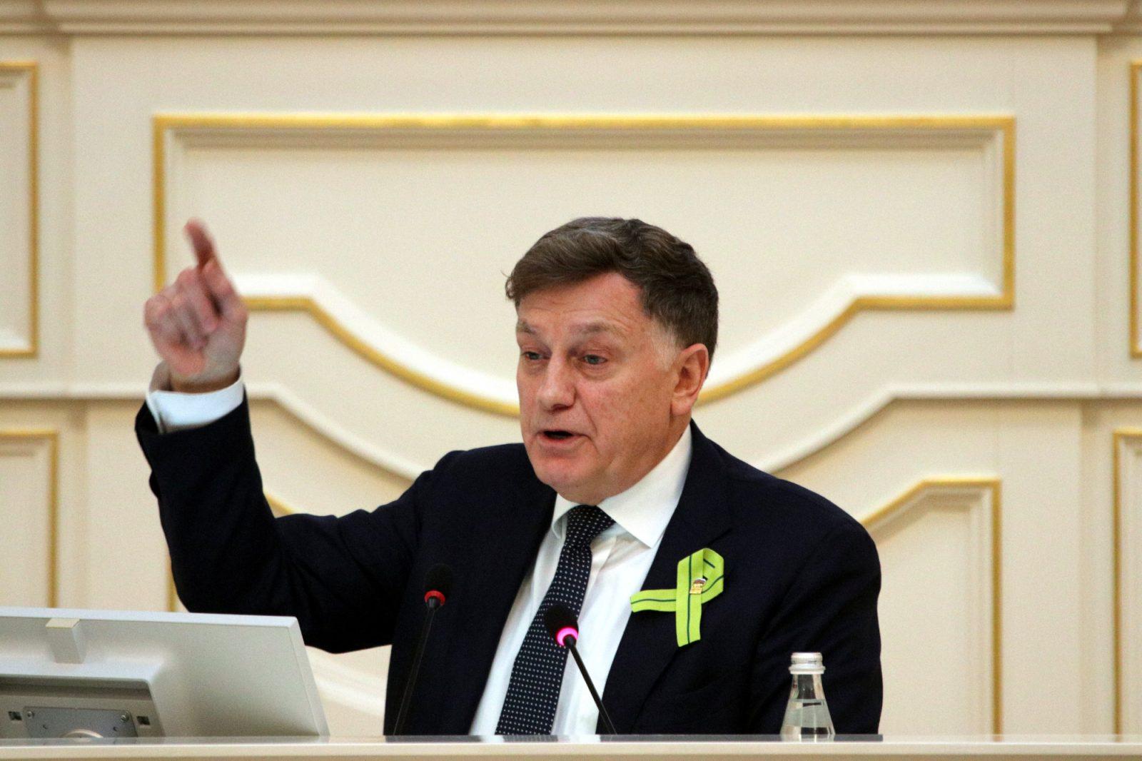 Вячеслав Макаров: «Стратегия развития Петербурга – стратегия Беглова»