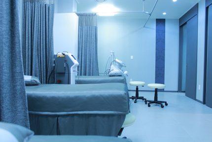 больница, больничная палата, госпиталь