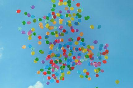шар, воздушные шары