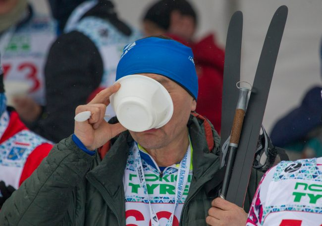 лыжный спорт токсовский марафон питание