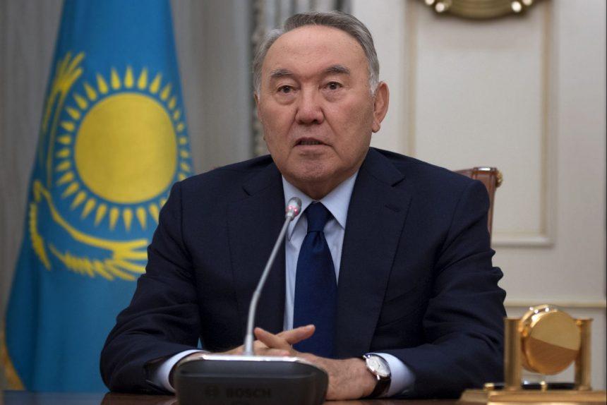 нурсултан назарбаев президент казахстана