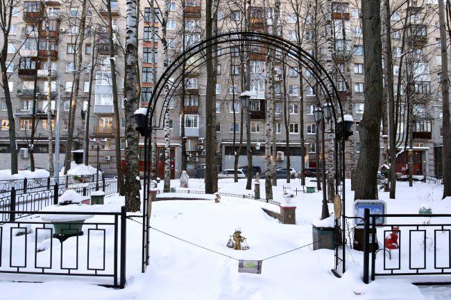 сад Маленького принца Гражданский проспект 31