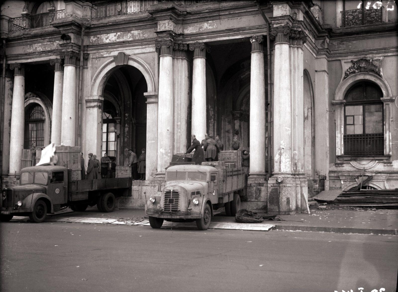 Возрождение Эрмитажа после войны: секретные ящики, разрушенные залы и подвиг музейщиков