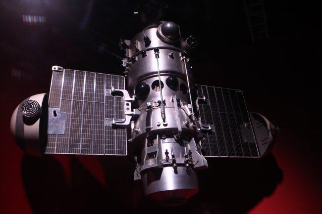 космос, луноход, космонавты, спутник