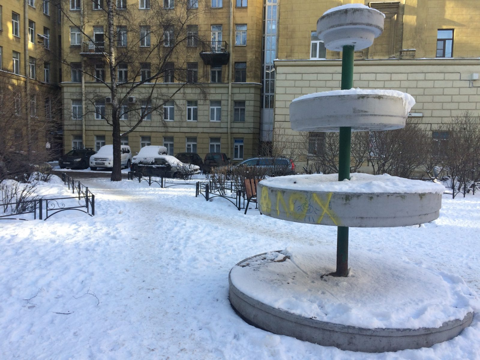 «Неизвестные» адреса Ахматовой в Петербурге