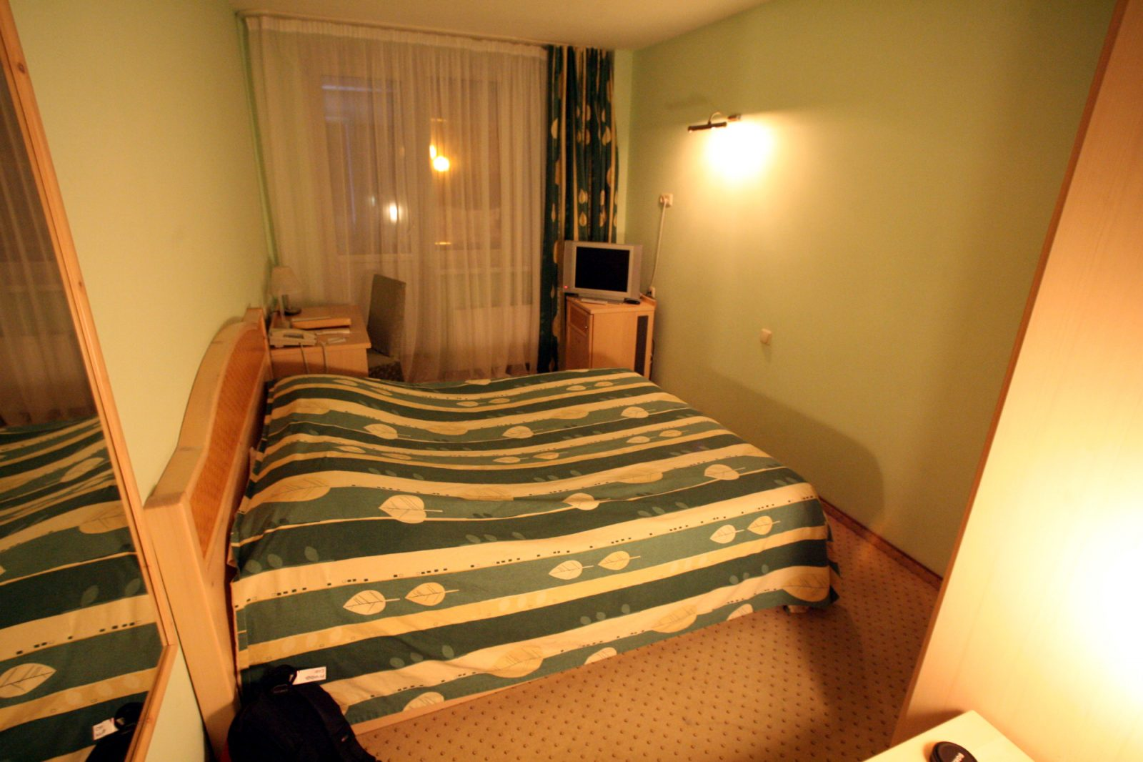 гостиница хостел кровать