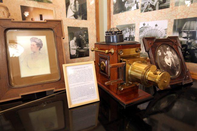 дом музей Набокова Большая Морская 47 волшебный экран
