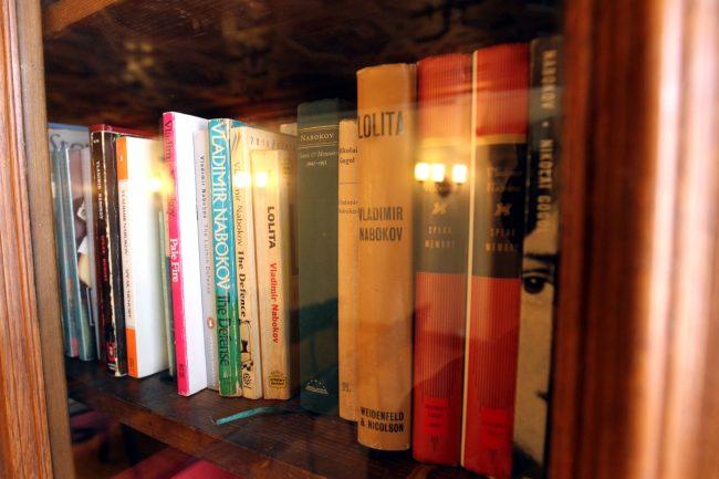 дом музей Набокова Большая Морская 47 книги литература