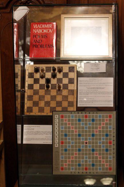 дом музей Набокова Большая Морская 47 книги шахматы