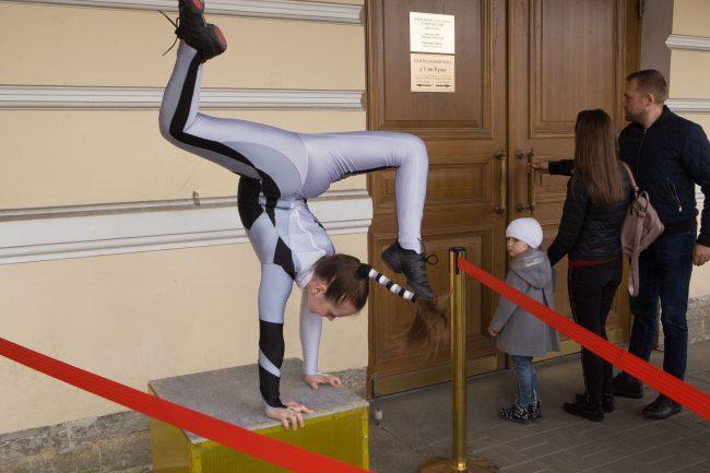 цирк на фонтанке, гимнаст, цирк