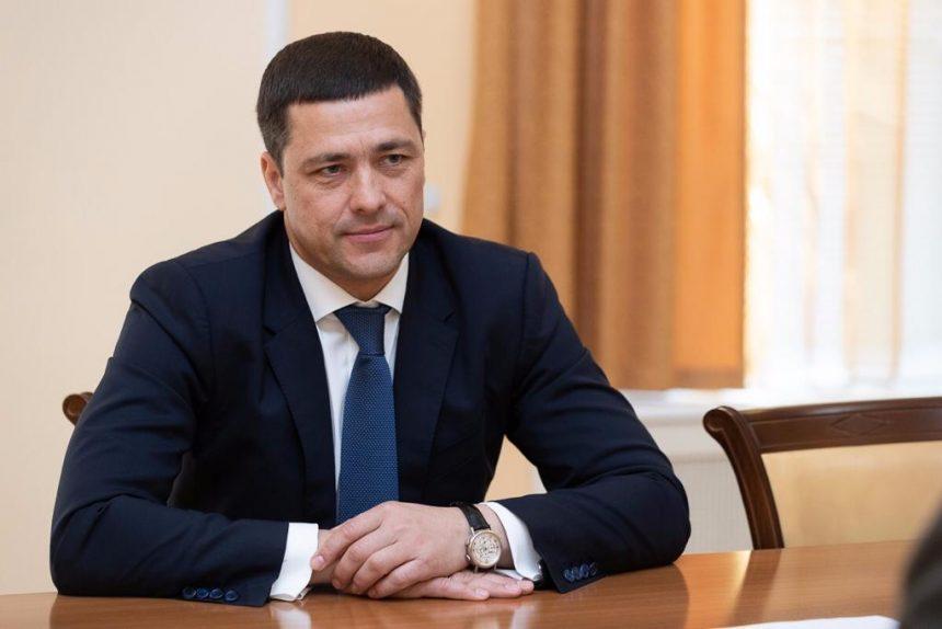 губернатор, Псковская область, Михаил Ведерников