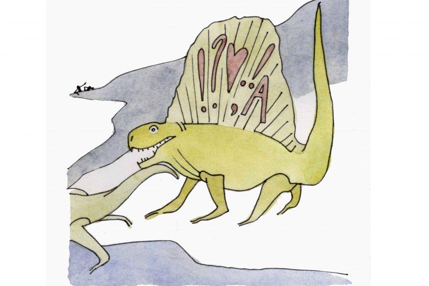 Палеонтолог Павел Скучас: «У нас здесь был океан – в нём жили фантастические твари!»