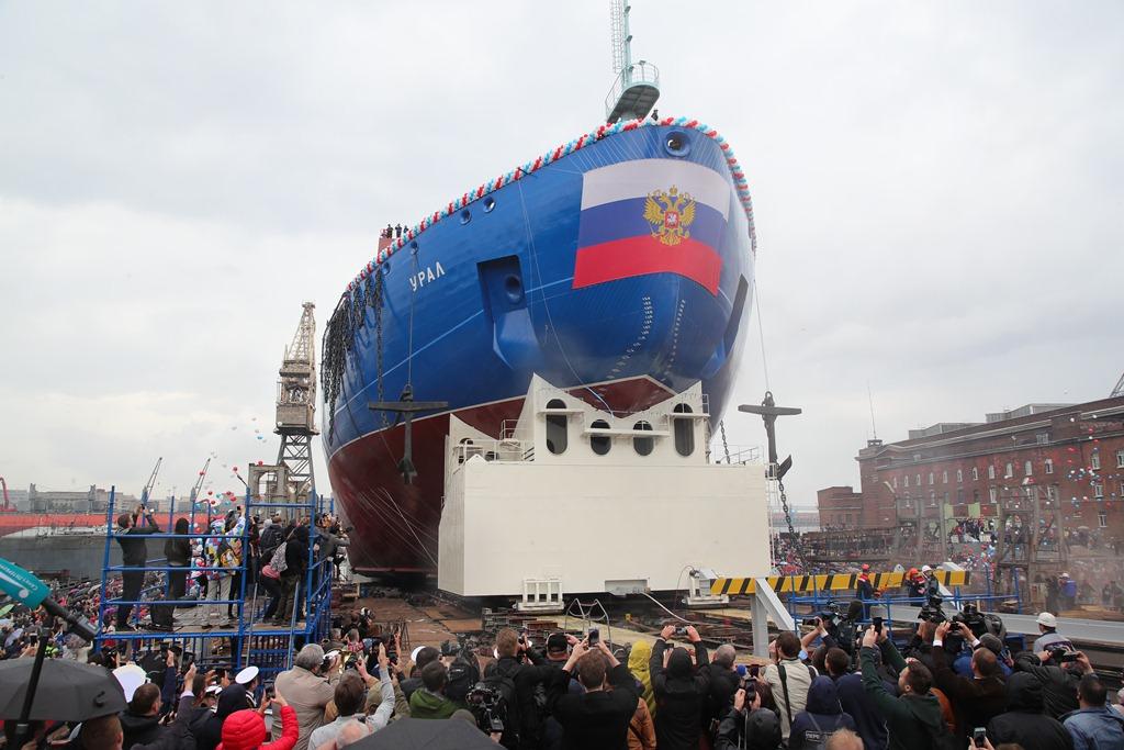 "атомный ледокол ""Урал"""
