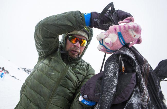 фестиваль экстремальных видов спорта RedFox Elbrus Race лыжники лыжный спорт Эльбрус