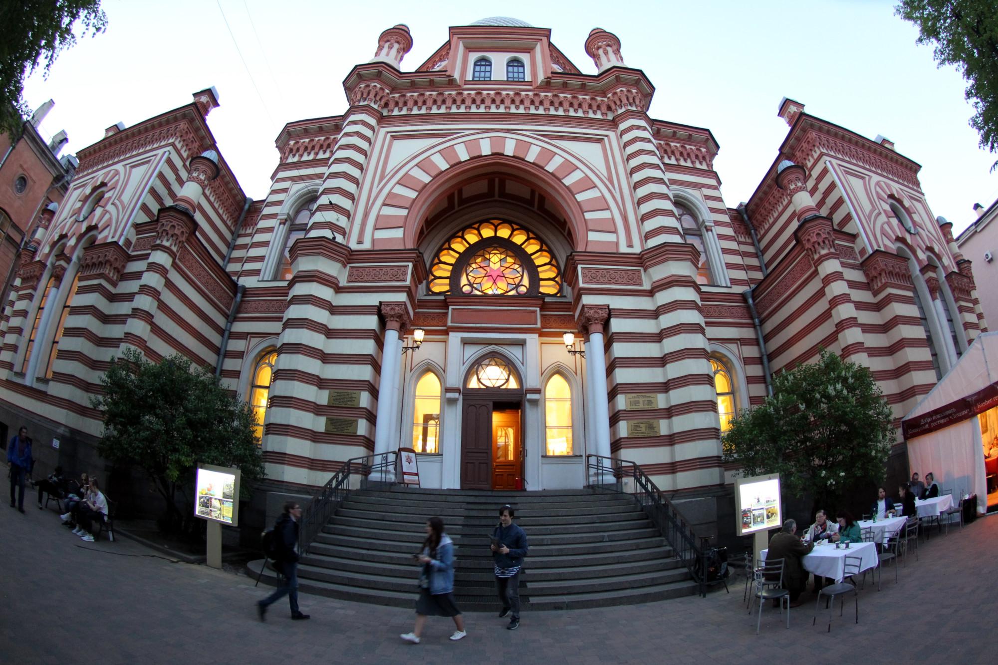 Ночь музеев 2019 Большая хоральная Синагога