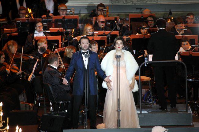 Классика на Дворцовой Артуро Чакон-Крус и Мария Мудряк