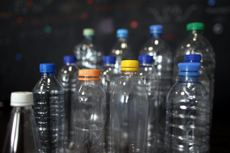 вторсырьё бутылки пластик полиэтилентерефталат пэтф
