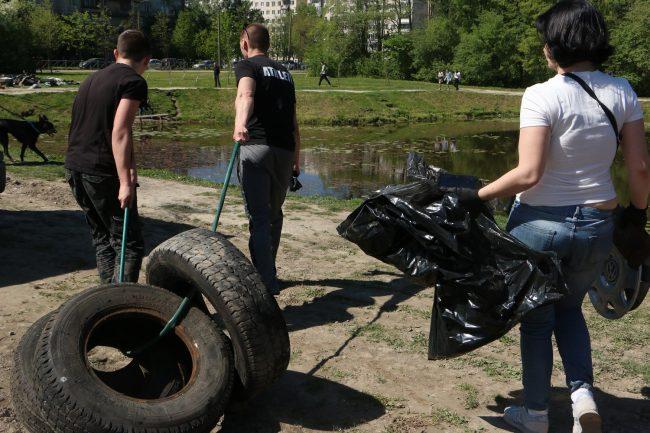 Битва за баллы, артефакты, торги: в Петербурге открыли сезон «Чистых Игр»