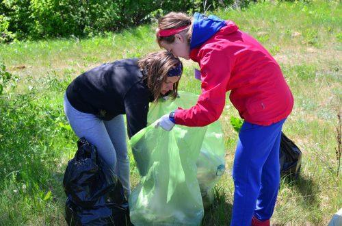 Петербуржцы примут участие в масштабной экологической акции