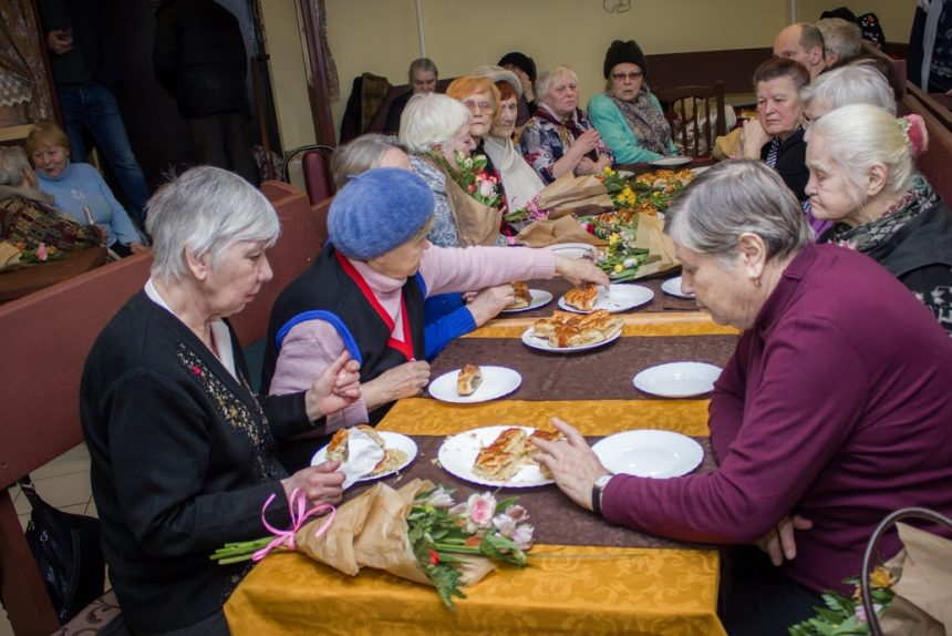 ДоброДомик обеды пенсионеры