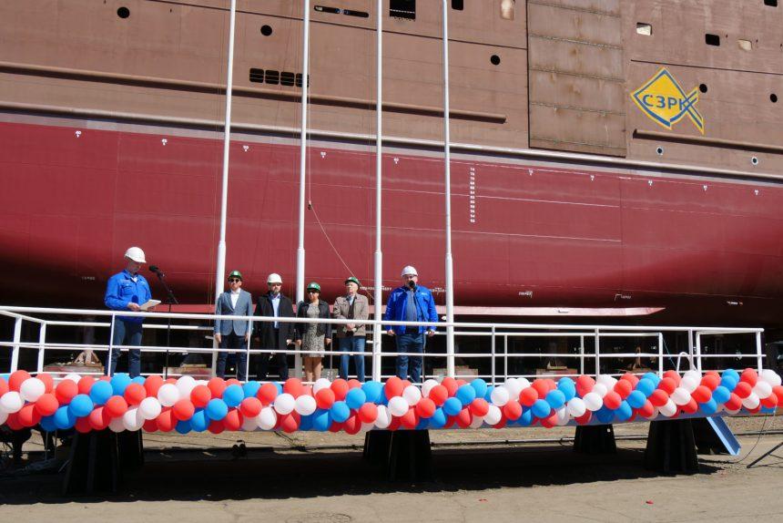 Выборгский судостроительный завод рыбопромысловое судно