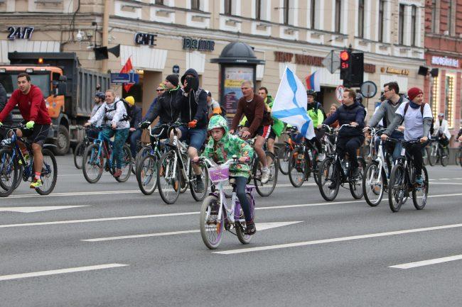 велопарад велосипеды