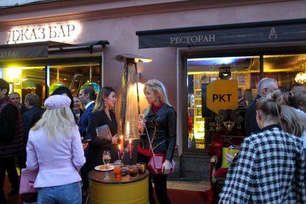 вечеринка ресторан улица Рубинштейна Юридический форум
