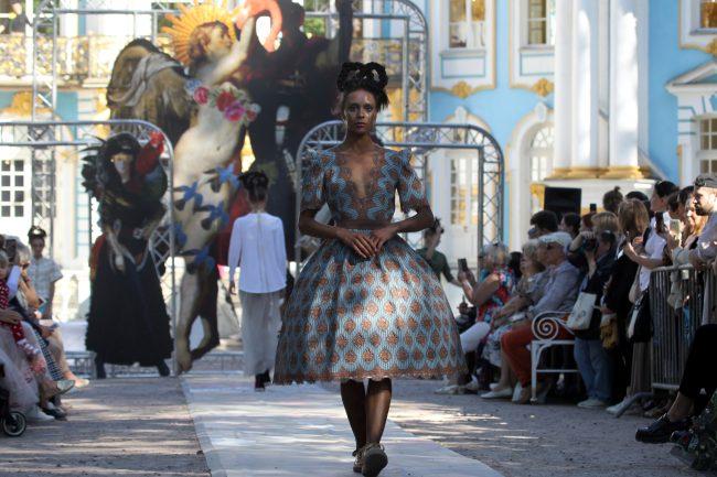 Царское село модный показ арт-проект Ассоциации