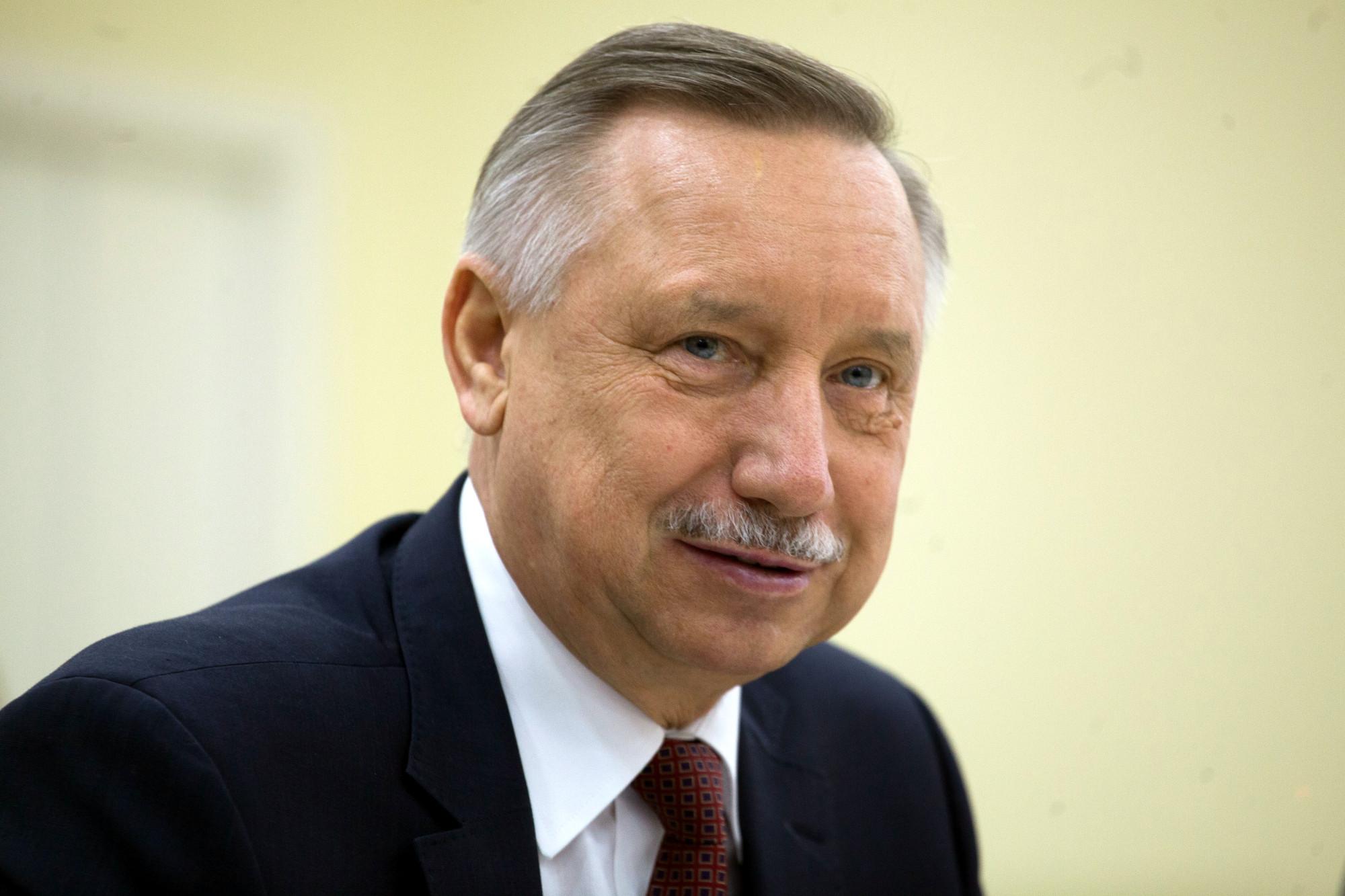 ПМЭФ 2019 Александр Беглов