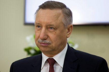 Беглов внёс в ЗакС кандидатуры вице-губернаторов