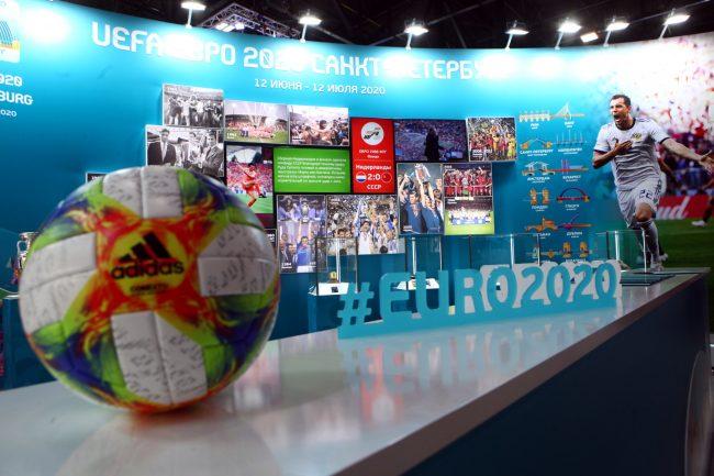 Петербургский экономический форум ПМЭФ 2019 футбол Чемпионат Европы 2020