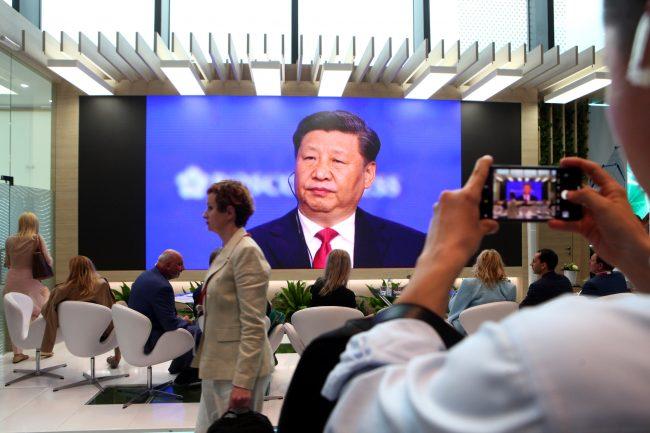 ПМЭФ-2019 экономический форум Си Цзиньпин