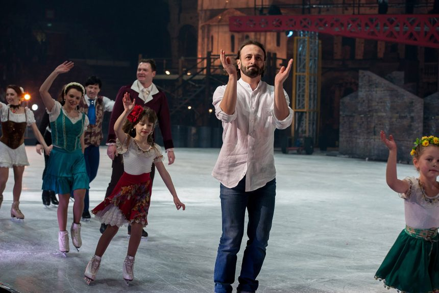 Илья Авербух: «Пока не удаётся убедить всех, что ледовое шоу - искусство»