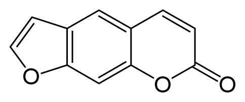 химическая формула псоралена