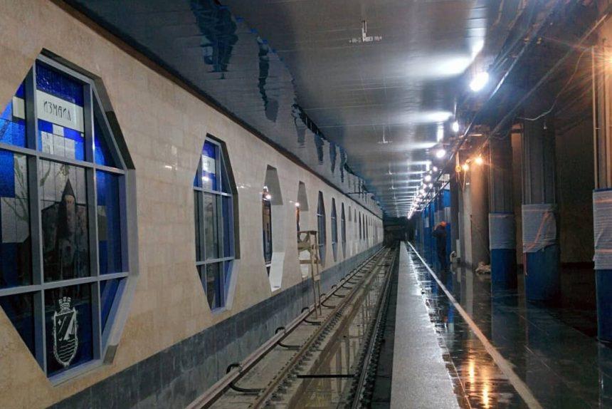 дунайская метро