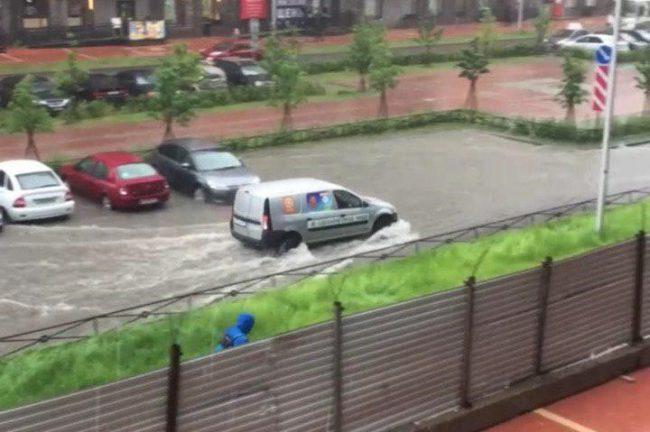 мурино потоп