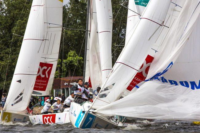 Балтийская яхтенная неделя национальная парусная лига