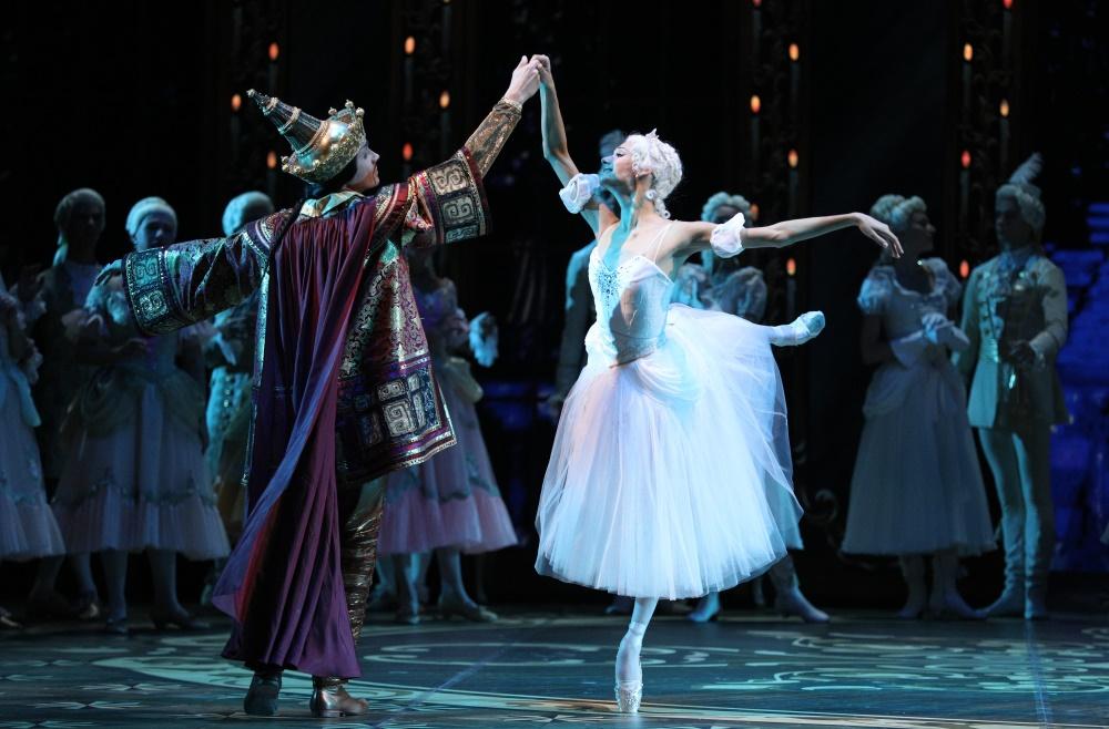 Михайловский балет Мессерер