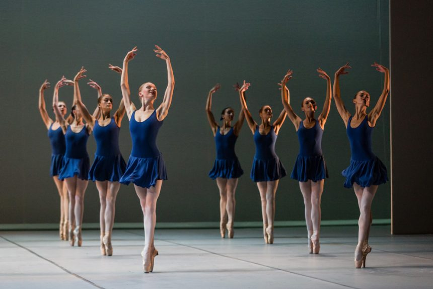 Михайловский театр проведёт открытый балетный урок