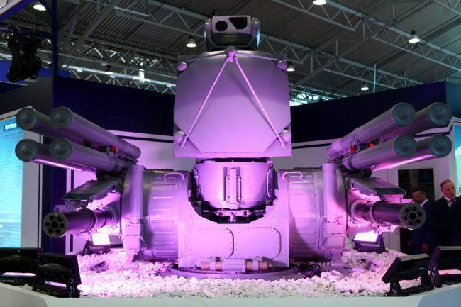 Международный военно-морской салон оружие артиллерия
